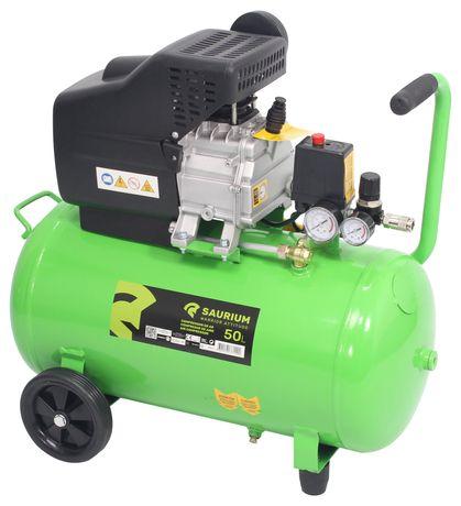 Compressor de Ar, 50L, 1.5HP - SAURIUM®