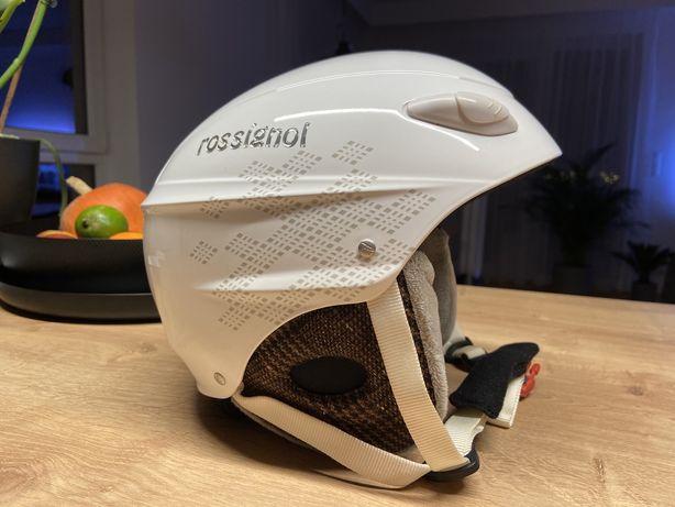 Kask narciarski Rossignol damski r52-54, jak nowy!