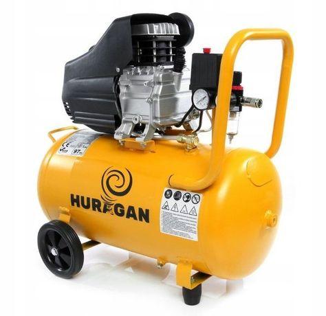 Компрессор воздушный HURAGAN 50 литров *