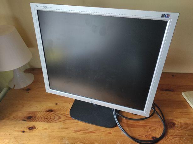 Monitor LG Flatron płaski LCD 19 cali sprawny