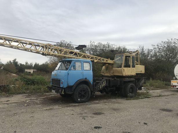 МАЗ 5334 Автокран кран
