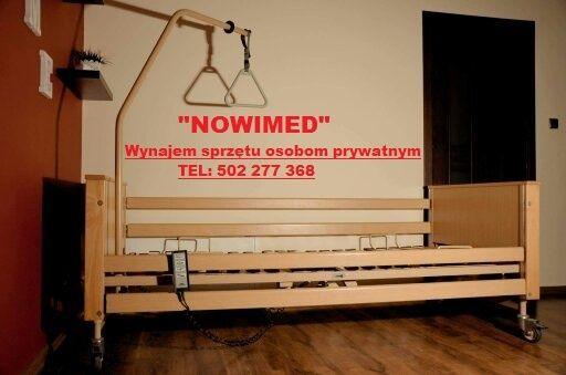 lóżka rehabilitacyjne wynajem- wypożyczalnia