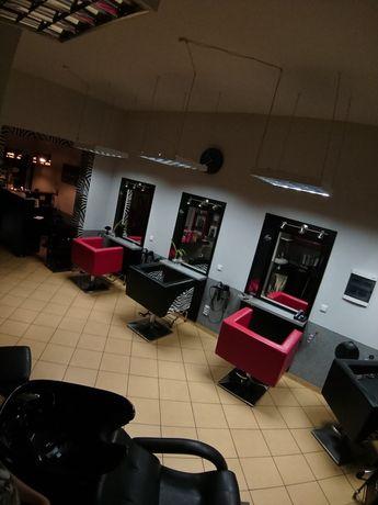 Odstąpię salon fryzjerski