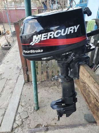 Срочно продам лодочний мотор Меркури