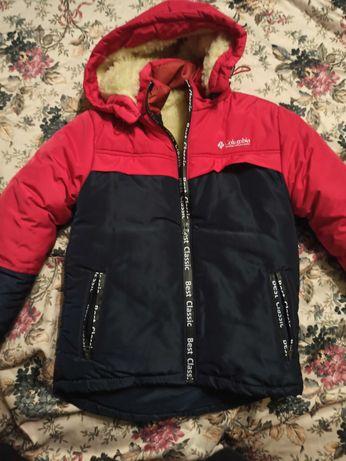 Зимова куртка хл