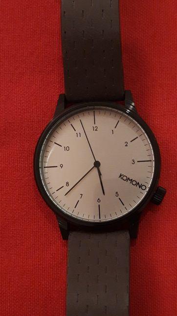 Relógio Komono cinzento