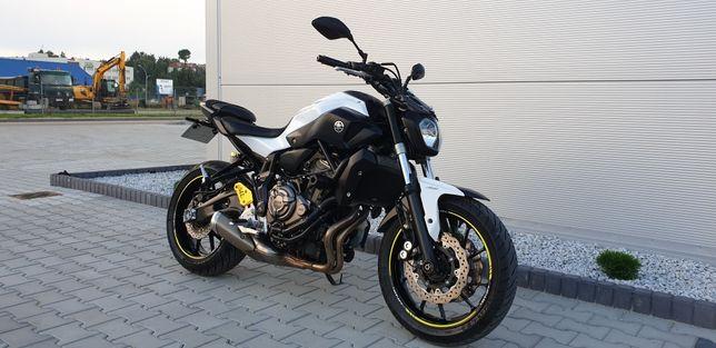 Yamaha Mt 07 ABS A2