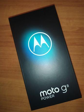Motorola Moto G8 Power Nowa Zaplombowana Gwarancja Play