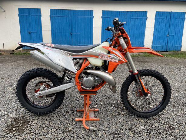 Продам новый мотоцикл КТМ ЕХС 300 ТРІ Erzbergrodeo 2022 год