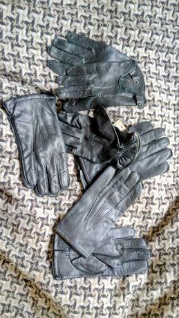 Перчатки мужские 10 р натуральная кожа Румыния фабричная