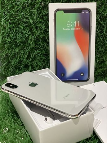 •Apple Iphone X 256Gb •Silver•Space Gray•