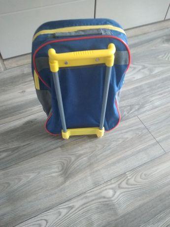 Plecak walizka Transformers