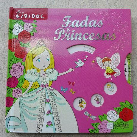 Fadas e Princesas