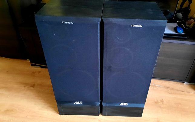 Kolumny Tonsil Altus 200 + amplituner Technics