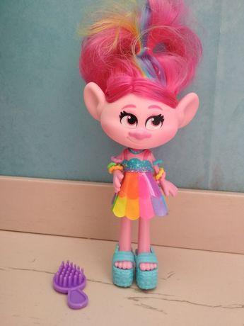 Troll Hasbro figurka lalka glam poppy