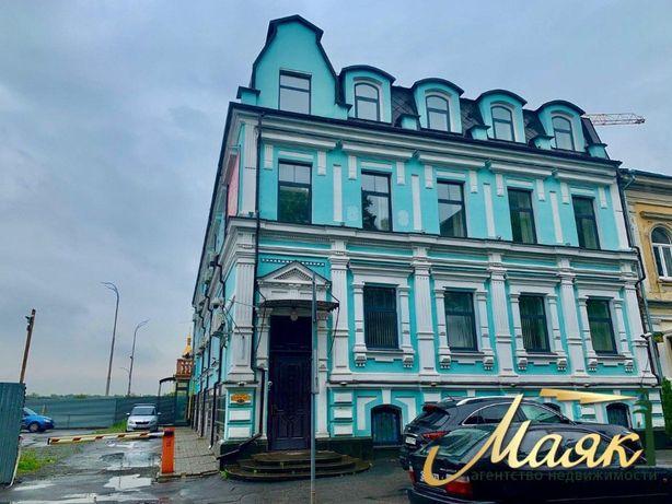 Отдельно стоящее здание/ Подол, г. Киев, с арендаторами