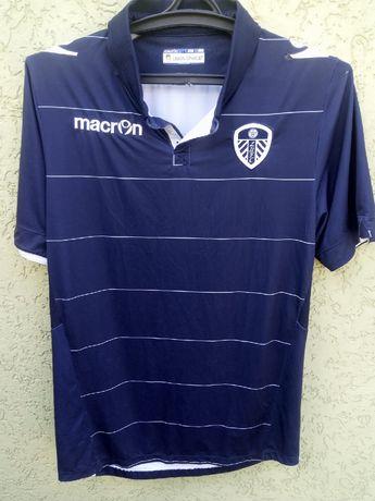 Футбольная футболка Лидс Leeds United shirt macron