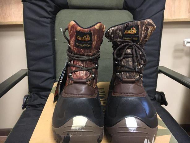 Norfin Hunting Discovery размер 42, зимние ботинки, сапоги