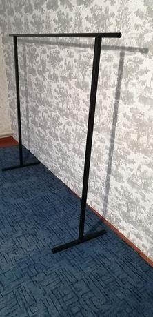 Стойка для одежды. 180х155 см. Вешалка для одежды а стиле Loft