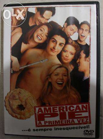 American Pie a primeira vez