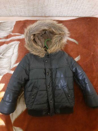 Курточка Zara зріст 104