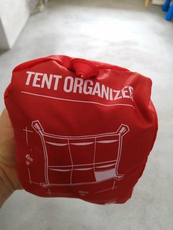 Organizador de tenda