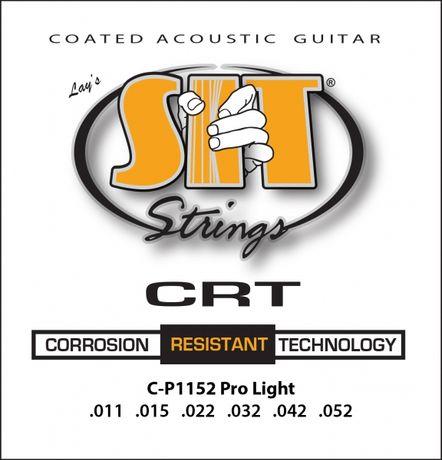 J. Cordas Guit. Acústica Coated SIT  CP1152