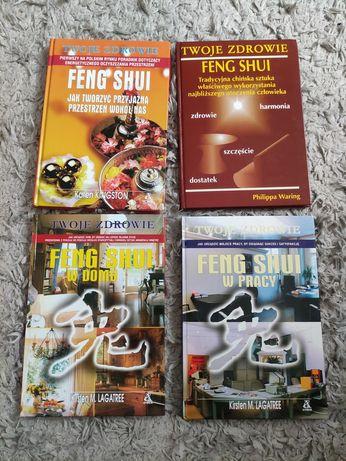 Twoje zdrowie Feng shui, 4 książki