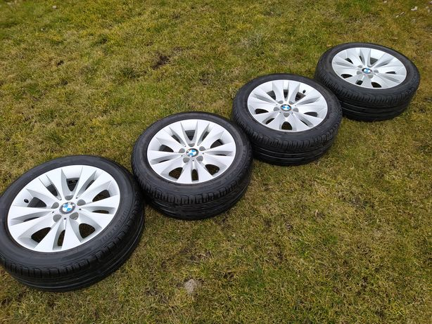 Felgi 17 koła BMW opony letnie 225/50 r17 Bridgestone