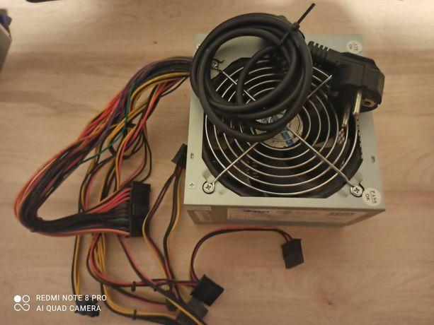 Zasilacz 600w + kabel zasilający