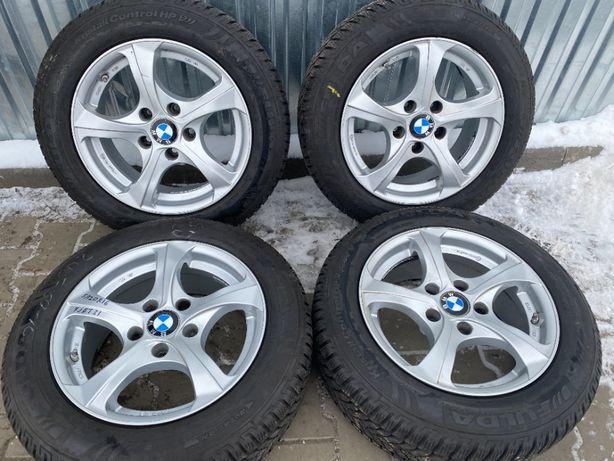 Диски BMW 5/120 R16 7J ET31+205/60R16 Fulda