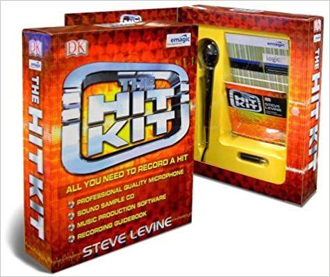 Zestaw Hit Kit Steve Lavine mikrofon