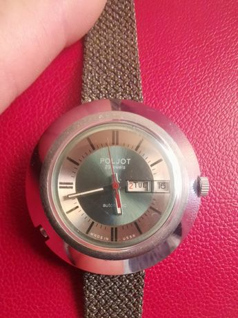 Rosyjski zegarek zamiana na