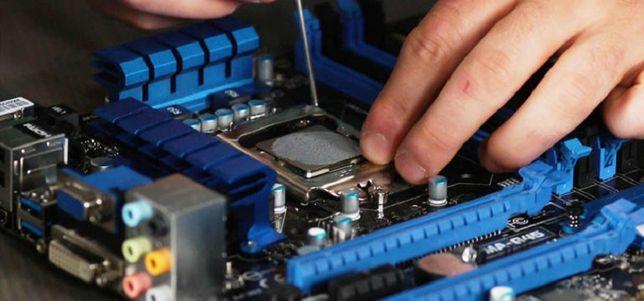 Ремонт компьютeрoв и ноутбуков c выeздoм нa дом. Гарантия качества!