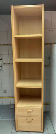 Armario / estante madeira maciça