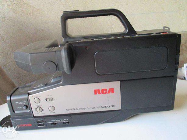 Câmara de vídeo VHS RCA