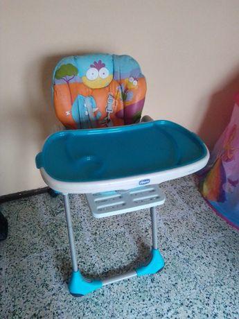 Cadeira refeição Chicco