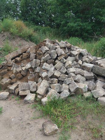Bruk Granit kostka granitowa