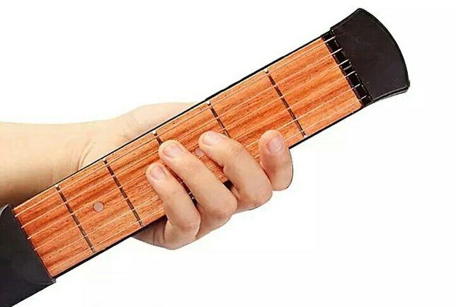 Гитарный портативный тренажёр