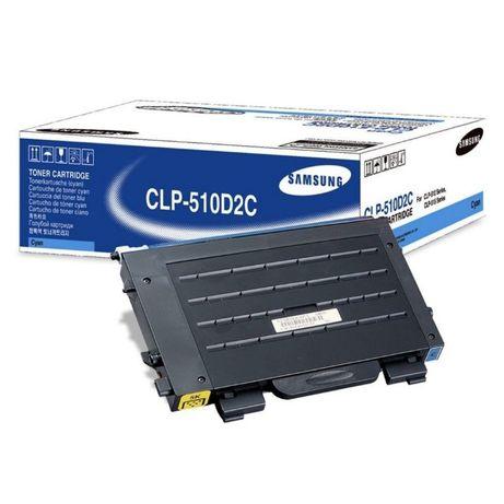 Toner Samsung CLP510 Cian