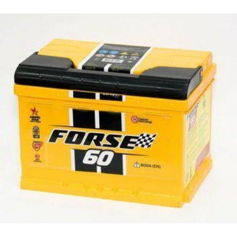 Аккумулятор автомобильный Forse 60Ач Premium