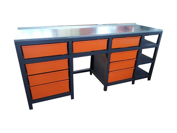 Stół warsztatowy solidny