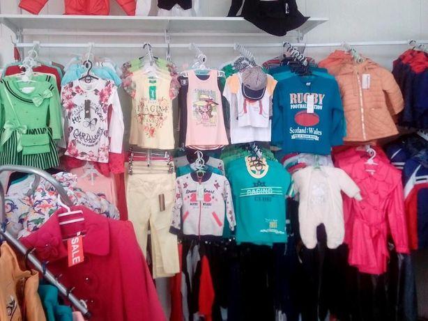 Детская одежда и игрушка магазин