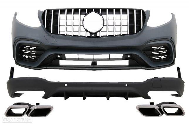 Body Kit Mercedes GLC SUV X253 SUV (2015-2019) AMG