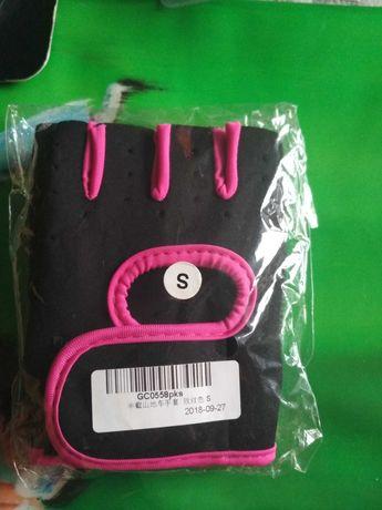 Rękawiczki rowerowe r.S