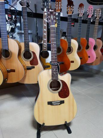 Nowa gitara elektroakustyczna Cort MR600F Fishman sklep Pszczyna