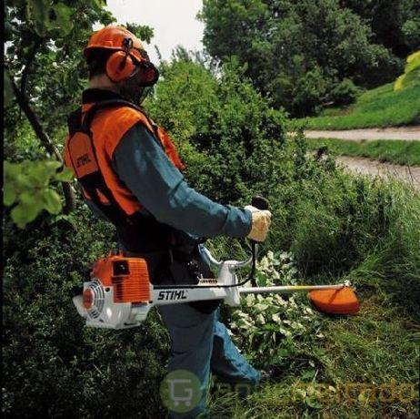 Limpeza terrenos/jardinagem