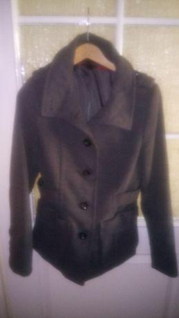Płaszcz szary H&M
