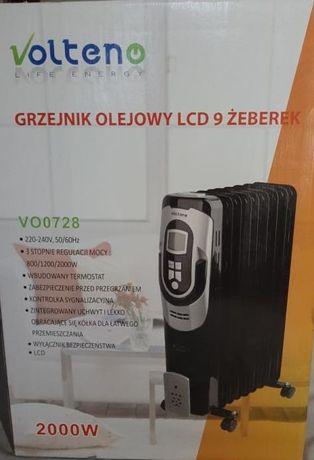 Grzejnik 2000W sterowany elektronicznie