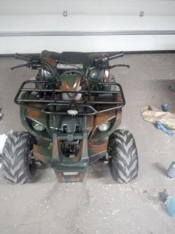 Quad 125 ATV bieg wsteczny